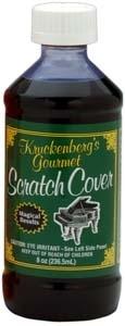 Kruckenberg's Gourmet Scratch Cover