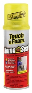 Touch 'n Foam Home Seal