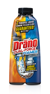 Drano® Dual-Force® Foamer