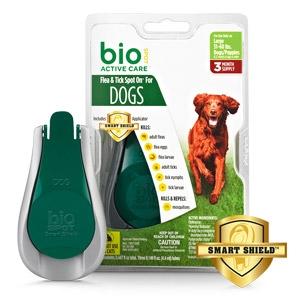 Bio Spot Active Care™ Flea & Tick Spot On® for Dogs