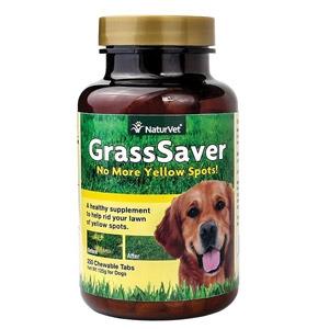 NaturVet® GrassSaver® Tablets for Dogs