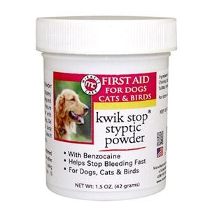 Miracle Care® Kwik Stop® Styptic Powder