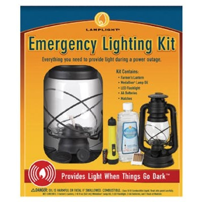 Lamplight Farms Emergency Lighting Kit