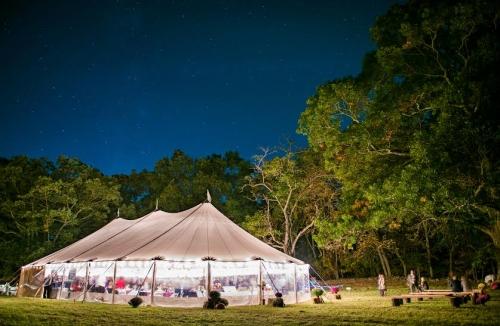 Tents, Tents, Tents