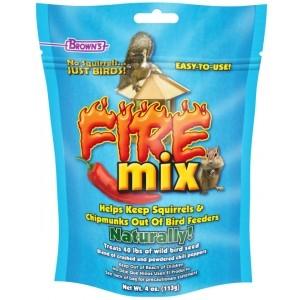 Brown's Garden Chic! Fire Mix