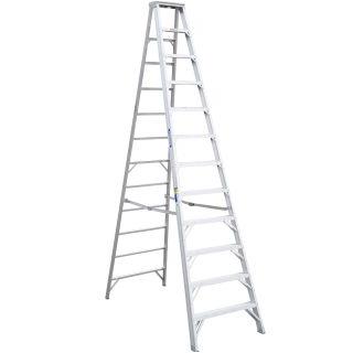 12' Aluminum Step Ladder