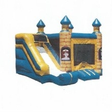 4n1 Castle Inflatable
