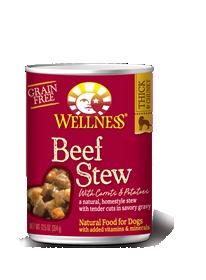 Wellness Beef Stew