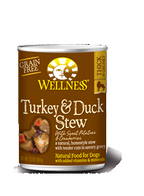 Wellness Turkey & Duck Stew