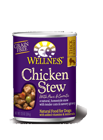 Wellness Chicken Stew