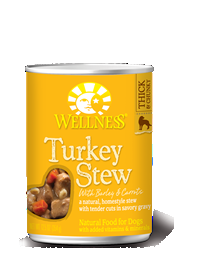 Wellness Turkey Stews