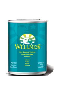 Wellness Venison & Sweet Potato Formula