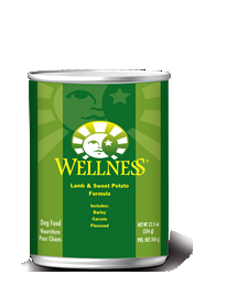 Wellness Lamb & Sweet Potato Formula