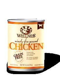 Wellness Chicken Recipe