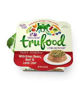 Wellness Trufood Tasty Pairings with Green Beans, Beef & Lamb Liver