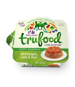 Wellness Trufood Tasty Pairings with Pumpkin, Lamb & Duck