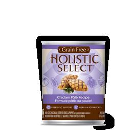 Holistic Select Grain Free Chicken Pâté Recipe