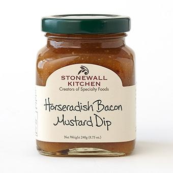 Stonewall Horseradish Bacon Mustard Dip