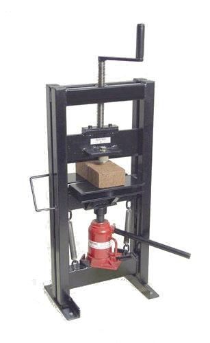 Hydraulic Brick Splitter