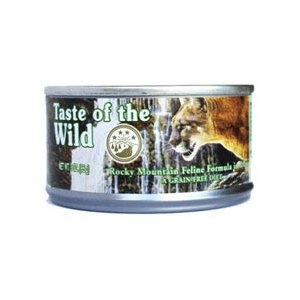 Tate of the Wild Rocky Mountain Canned Cat Food