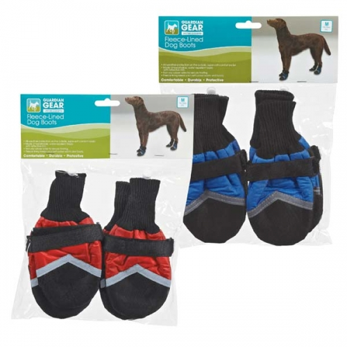 Guardian Gear Fleece Lined Dog Boots