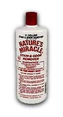 1QT. Stain & Odor Remover