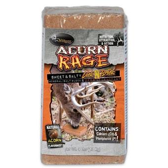 Acorn Rage Lick-N-Brick Mineral Block 4#