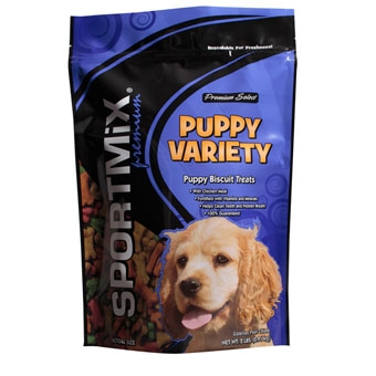 Sportmix Premium Puppy Variety Biscuit Treats 2#