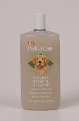 Perfect Coat Natural Oatmeal Shampoo 16oz.