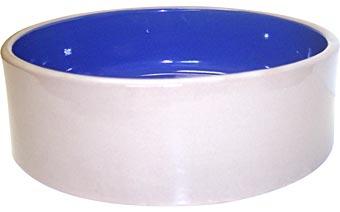 "Stoneware Crock Dish 7.5"""