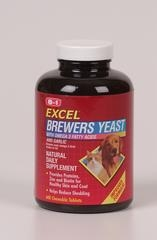 Brewers Yeast w/ Garlic - Bottle of 300