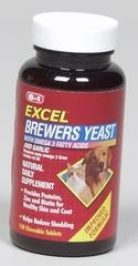 Brewers Yeast w/ Garlic - Bottle of 125