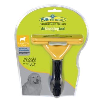 Furminator Long Hair Deshed Tool Large Dogs