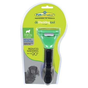 Furminator Long Hair Deshed Tool for Small Dogs