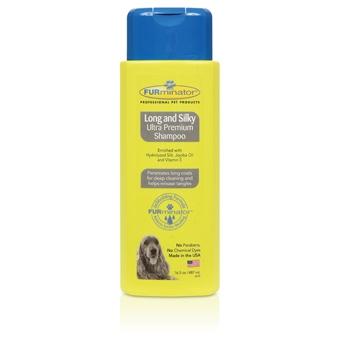 Furminator Long & Silky Ultra Premium Shampoo