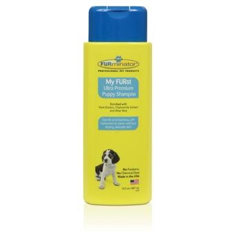 Furminator My Furst Ultra Premium Puppy Shampoo