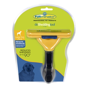 Furminator Short Hair Deshed Tool for Large Dogs