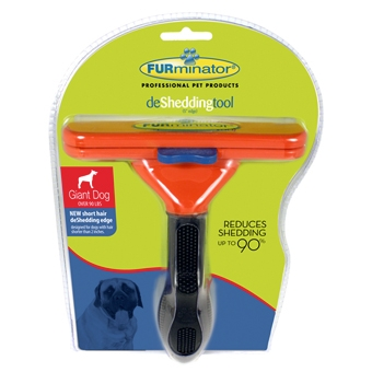 Furminator Short Hair Deshed Tool for XLarge Dogs