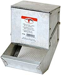 """Little Giant Feeder with Sifter Bottom 5"""""""