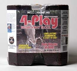 Magnet Mix 4-Play Block 25#