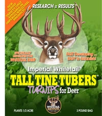 Whitetail Tall Tine Tubers 3#