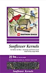 Sunflower Kernels 20#