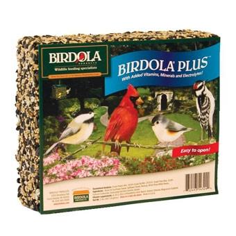 Birdola Plus Seed Cake 2#