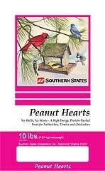 Southern States Peanut Hearts 10#