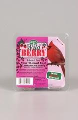 Wild Berry Suet Cake