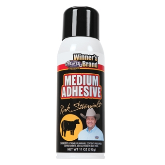 Medium Adhesive 10oz.