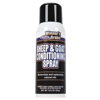 Sheep & Goat Conditioning Spray 12.5 oz.