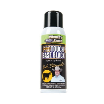 Protouch Base Black Touch Up Paint 10oz.