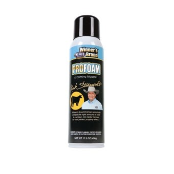 Profoam Grooming Mouse 17.5oz.
