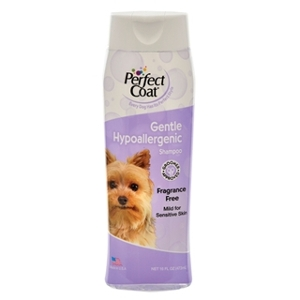 Perfect Coat Hypoallergenic Shampoo 16 oz